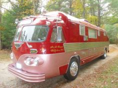 1947 Flxible Clipper motor home RV