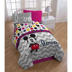 Mickey 4 Piece Full Sheet Set by Disney - JF29392HYML