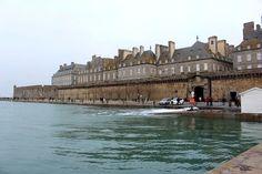 Grande marée à Saint