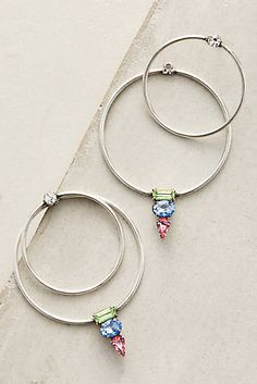 Manyara Hoop Earrings
