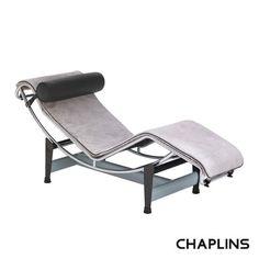 Cassina LC4 Villa Church Chaise Longue by Le Corbusier, Pierre Jeanneret, Charlotte Perriand - CLASSICS
