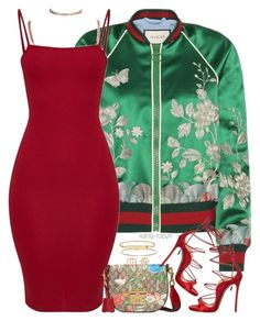 """Gucci Jacket V.1