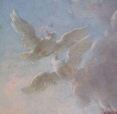 aesthetic, art, and painting afbeelding Angel Aesthetic, Blue Aesthetic, Aesthetic Vintage, Aphrodite Aesthetic, Princess Aesthetic, Classical Art, Renaissance Art, Renaissance Paintings, Greek Gods