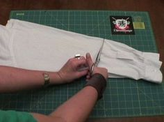 How to Make a Girl Pirate Costume