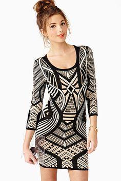 Alice Mosaic Dress