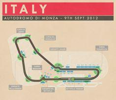 Autodromo di Monza, Italy - #SMDriver #F1