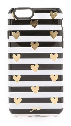 Sonix Heart Stripe iPhone 6 Case