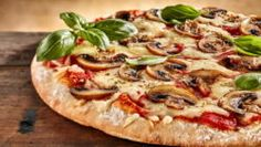 Pepperoni mushroom pizza in Edmonton is the new favorite and you must try it if you are a pepperoni pizza lover. Pizza You, Good Pizza, Red Onion Pizza, Mushroom Pizza, Melted Cheese, Pepperoni, Vegetable Pizza, Stuffed Mushrooms, Tasty