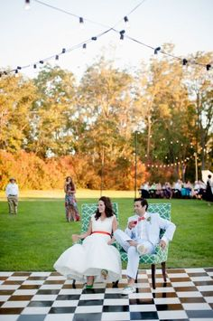 This is the most creative wedding photo shoot ever!