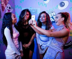 Little Mix: Leigh-Anne Pinnock, Jesy Nelson, Jade Thirlwall, Perrie Edwards