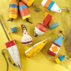 From swimsuits to swizzle sticks, displaying finds like these as art is a surefire way to fill your home with vibrant personality. Coastal Living, Coastal Decor, Lobster Trap, Good Ol, Vibrant, Fancy, Make It Yourself, Surefire, Vintage