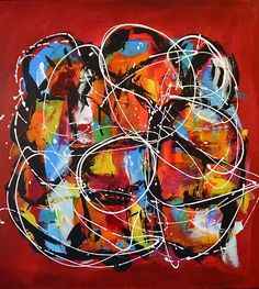 Malerier | Billedkunstner Martin Boldsen Abstract, Painting, Kunst, Summary, Painting Art, Paintings, Painted Canvas, Drawings