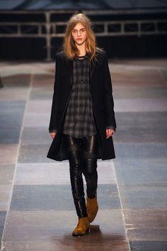 Saint Laurent Menswear collection