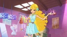 Discover the magic of fashion details! | Winx Club