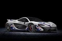 McLaren MSO crée une P1 aux couleurs d'Alain Prost