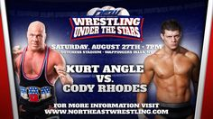 Cody Rhodes' First Match Post WWE Will Be Against Kurt Angle  #CodyRhodes #KurtAngle