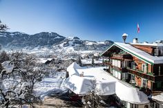 Welcome to the Tennerhof Gourmet & Spa de Charme Hotel Kitzbühel - Relais & Châteaux. The individual and most charming hotel in Kitzbühel in Tyrol in Austria. Spa, Hotels, Tourist Places, Most Visited, Austria, Mount Everest, Places To Visit, Community, Mountains