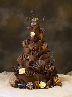 Chocolate Wrap - Paul Bradford Sugarcraft School