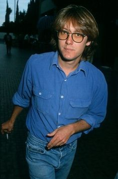 Picture of James Spader attends the premiere of Big on May 31 1988 at the Cineplex Odeon Cinema in Century City California. James Spader Secretary, Beautiful Boys, Beautiful People, Gorgeous Men, James Spader Young, James Spader Blacklist, America's Most Wanted, Tired Of People, Celebrities