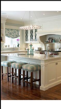 Glass cabinet doors- gorgeous!  Cheryl Scrymgeour Designs. houzz.com