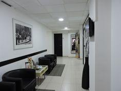 Nuestra Sala de Espera en Clínicas Bellezzia de Alicante