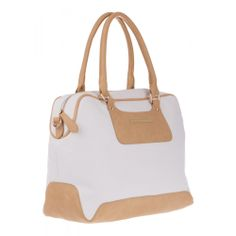 d03f9f103ee4 Amanda Overnighter in NATURAL  14139 - colette by colette hayman Totes