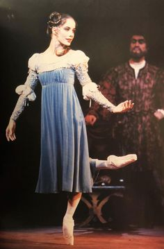 Darcey Bussell as Juliet, The Royal Ballet