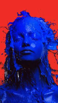 Stroke color editorial / creative director Mali Corpus