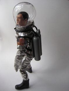 GI Joe Action Figure Astronaut Spaceman 8828 by Brechtbug, via Flickr