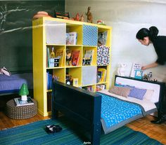 Creative Ways to Share a Bedroom DIY Crafts Pinterest