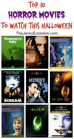 Top 5 Scary Halloween Movies for Adults   Halloween movies, Scary ...