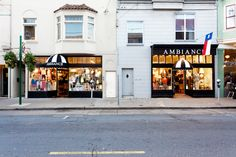 Quiz: What's better than an Ambiance SF boutique? Two right next door to each other! Our Noe Valley locations at 3985 & 3989 24th Street between Sanchez and Noe.
