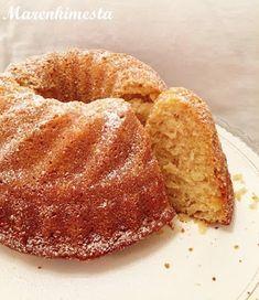 Marenkimesta: Sitruuna-ananas kuivakakku Food N, Diy Food, Food And Drink, Finnish Recipes, Coffee Cake, Cake Recipes, Sweet Tooth, Sweets, Bread