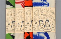 Barry McGee and The Hill Side Bandanas