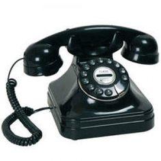 Téléphone rétro - Super Insolite (34,90€)