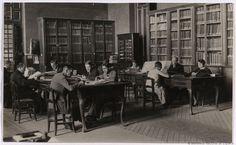 RT @almudenasm_: RT @Archivos_PARES: Sala del público. El Archivo Histórico Nacional vía @Europeanaeu Fuente: @BNE_biblioteca  #Madrid #Archivos http://t.cohttp://t.co/pWSPnqemkS