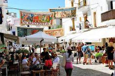 Ibiza Town Ibiza Spain