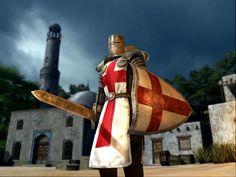 Crusader — | new technology