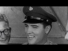 Video Footage of Elvis' in the Army
