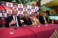 Lanzamiento festival de San Felipe Palmenia Pizarro. Foto: Andrés Pérez Cuenca