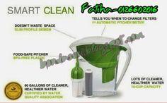 1. Jimat letrik dan gas. 2. Mudah dibawa ke mana-mana 3. Murah 4. Ringan 5. Tiada bau klorin 6.Air lebih bersih 7.Rasa air lebih sedap 8. Tak payah bangun malam nk buat susu kat dapur, letak je sebelah boleh bancuh terus. 9. Kebersihan air lebih 99% terjamin. 10. Filter yang dijamin halal 11. Bebas plumbum yang boleh merosakkan otak  #sayajualshaklee #waterpitcher #selamatdanberkesan #takperlugunaelektrik #mudahalih #semulajadi #tuangairpaipterusbolehminum
