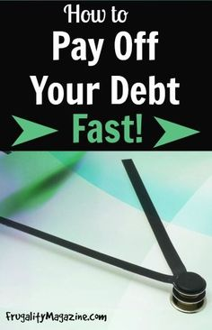 how to pay off debt fast? There are some powerful strategies that anyone can apply to rapidly reduce your expenses, pay off debt, build up savings and gain control of your personal finances. If you want to become debt free, here are the tips you need.. Personal Finance tips