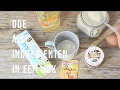 Gezonde mug cake recept (Cake in een mok) | Flairathome.nl