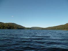lac Wapizagonke, Parc de la Mauricie, Quebec