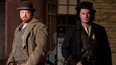 Copper, New TV-Series on BBC America