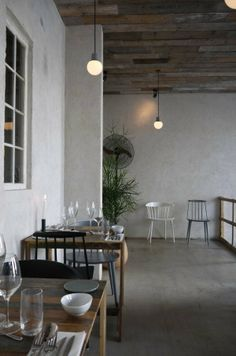 Vosgesparis Restaurant Host in Copenhagen during DesignTrade.dk blogger tour  #DesignCPH