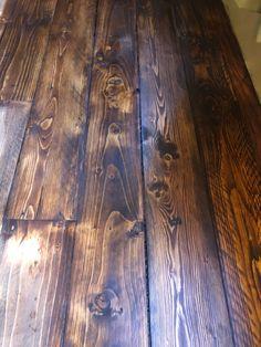 Pine Floors, Hardwood Floors, Flooring, Reclaimed Wood Floors, Knotty Pine, Crafts, Wood Floor Tiles, Wood Flooring, Manualidades