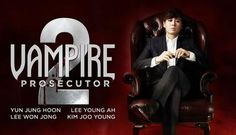 TT_TT Drama: Vampire Prosecutor 2  Rating: **  Notes: ok, ok. This drama wasn't all bad. It was actually even better than the first season, except there was that unexpected twist in the last minute of the drama that basically set it up for season 3. Which I would have loved, if there had ever been a season 3. So much time has passed now that I am doubting we will get one. So I don't recommend watching this drama unless you can deal with dramas that don't really end.