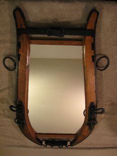 Horse Hame mirror