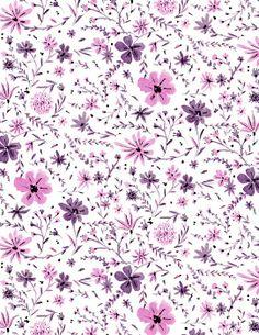 Vikki Chu: Violets